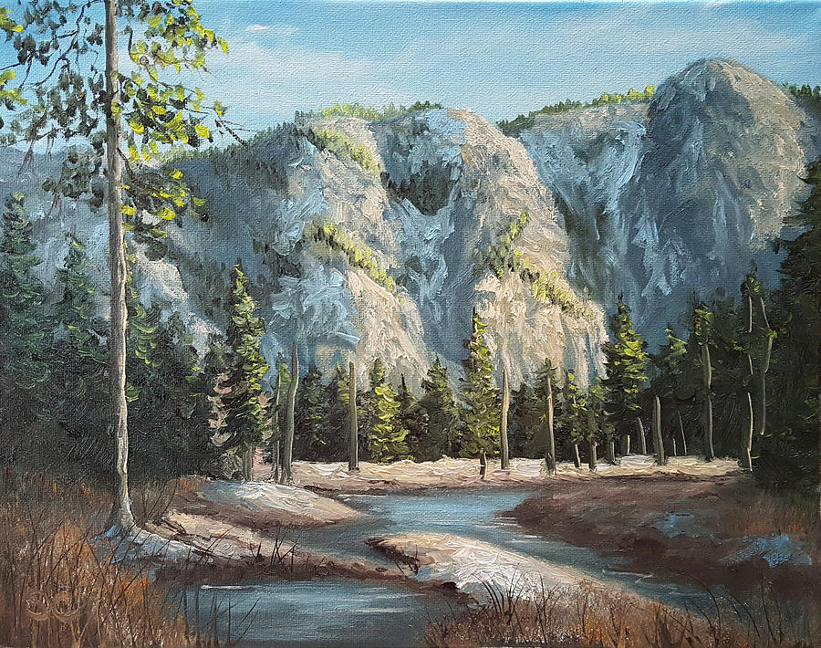 Within Yosemite by Sharon Casavant