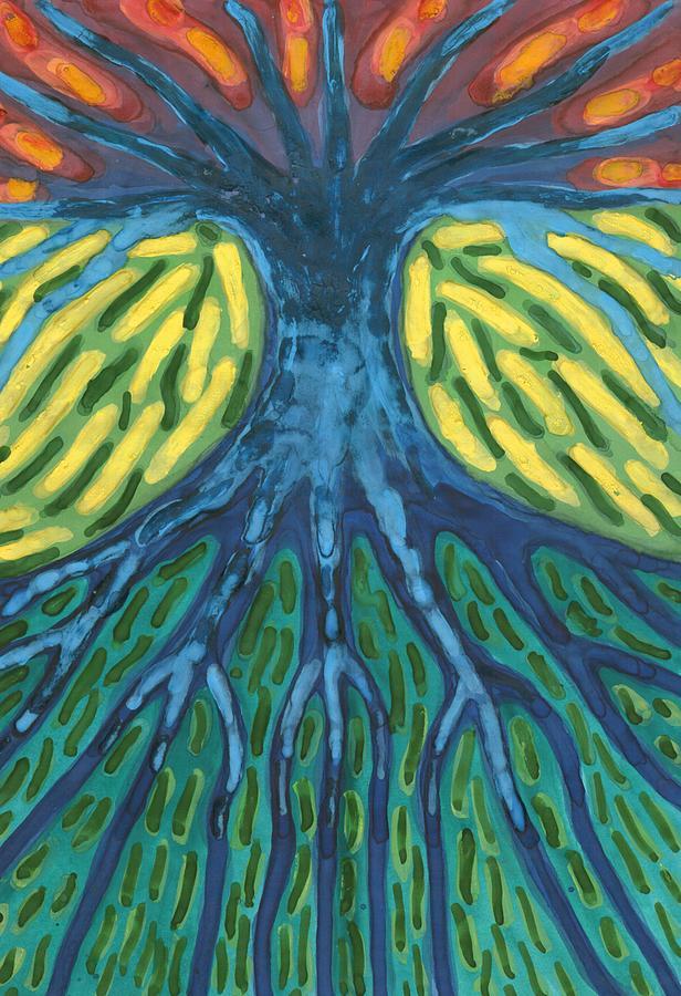 Colour Painting - Without Light by Wojtek Kowalski