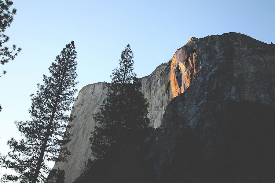 Yosemite Photograph - Without The Fall by Laurie Search