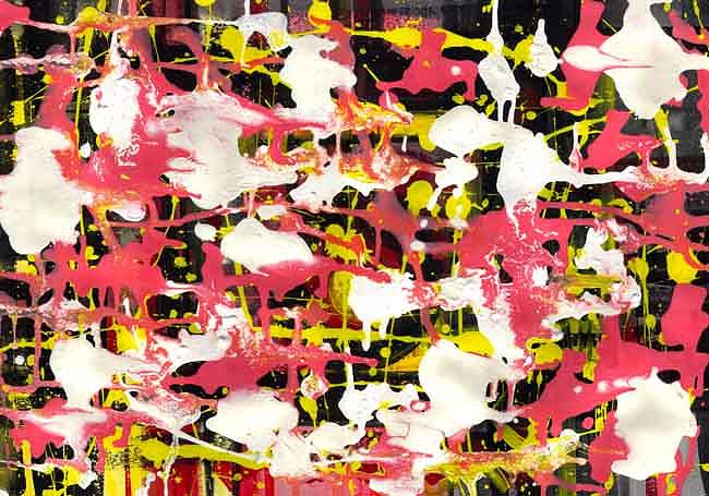 Abstractionism Painting - Without The Name 26 by Huseyn Bagirov