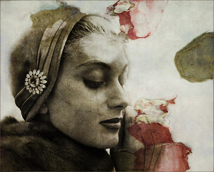 Love Mixed Media - Without You  by Paul Lovering