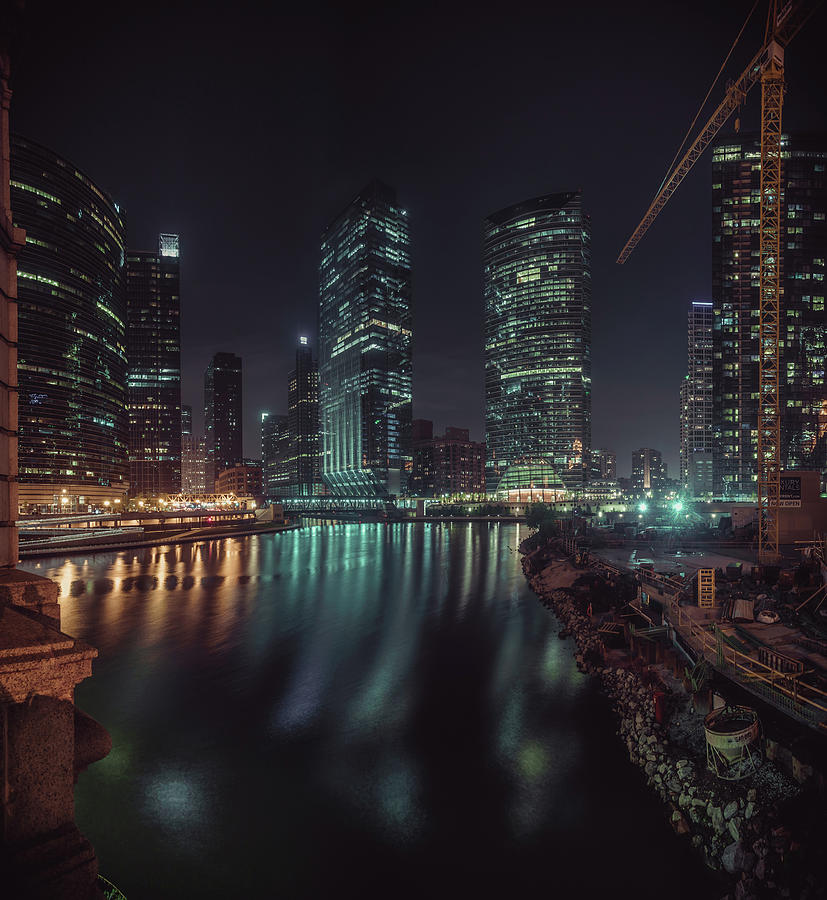 Wolf Point Night by Nisah Cheatham