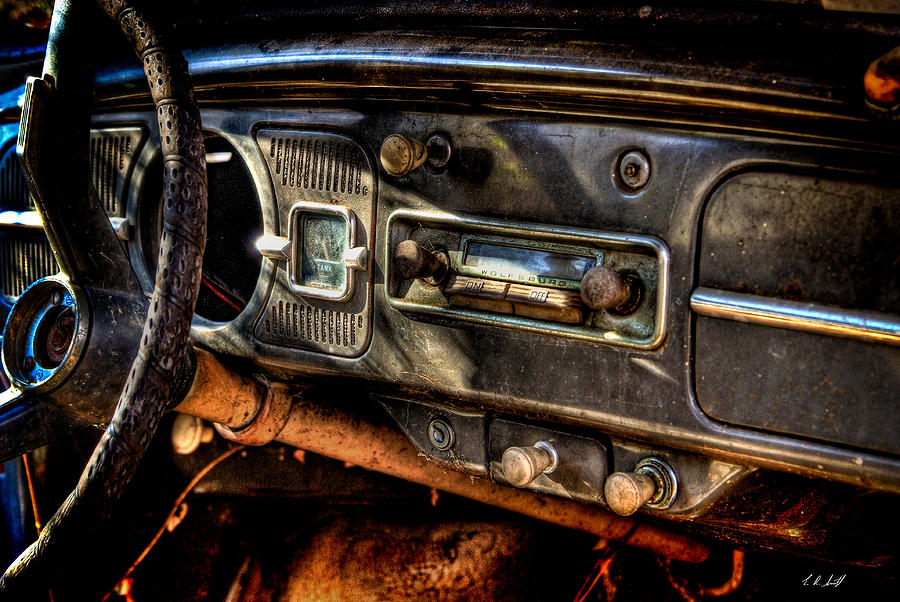 Cars Photograph - Wolfsburg by E R Smith