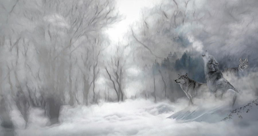 Wolves In The Mist
