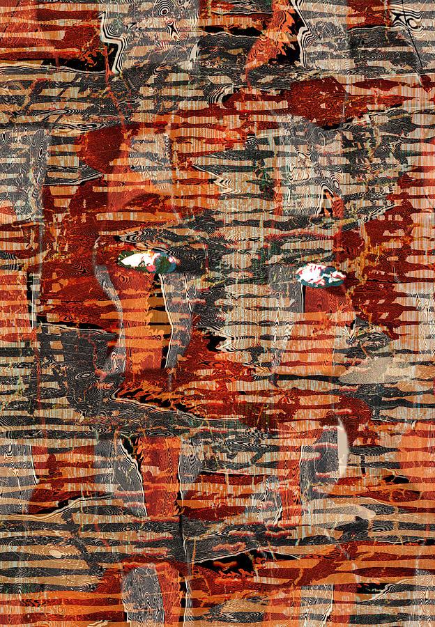 Woman Digital Art - Woman by Dan Obana