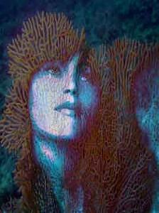 Woman Of The Sea Photograph by Ruth Kongaika
