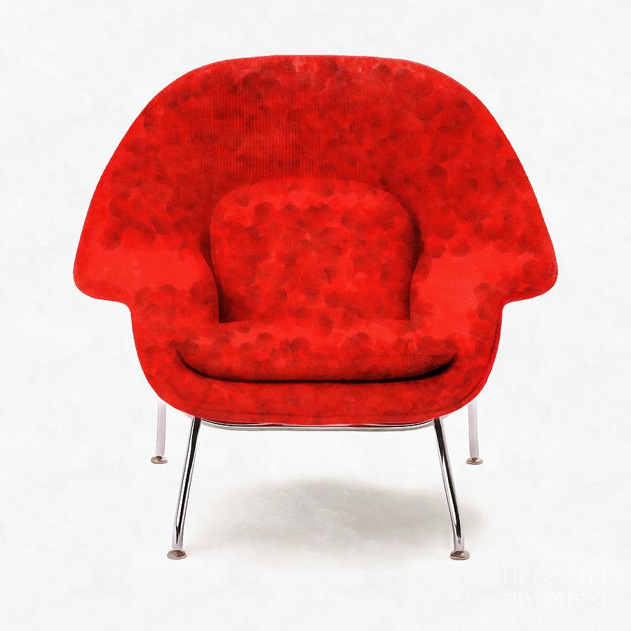 Incredible Womb Chair Mid Century Modern Machost Co Dining Chair Design Ideas Machostcouk