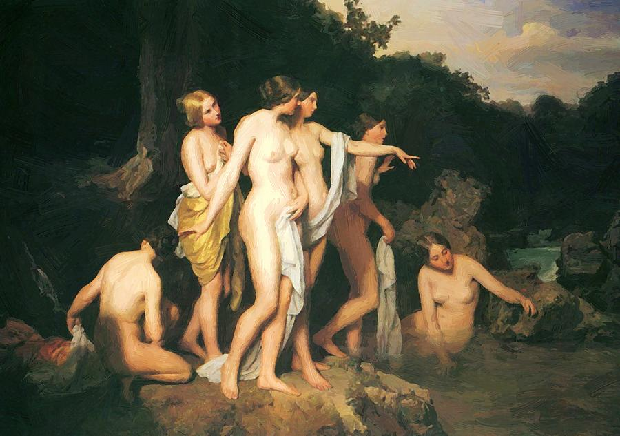 women-bathing-at-the-brook-ferdinand-georg-waldmuller.jpg