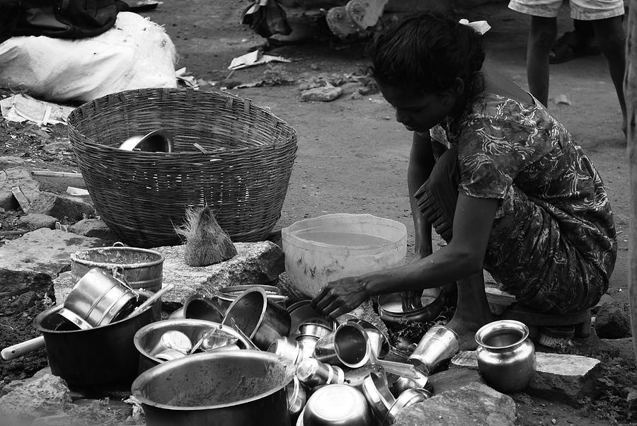 Women Photograph by Jang bahadur Rana