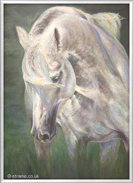 Wonder Painting by Kathlin Austin Beyond Gallery Cafe