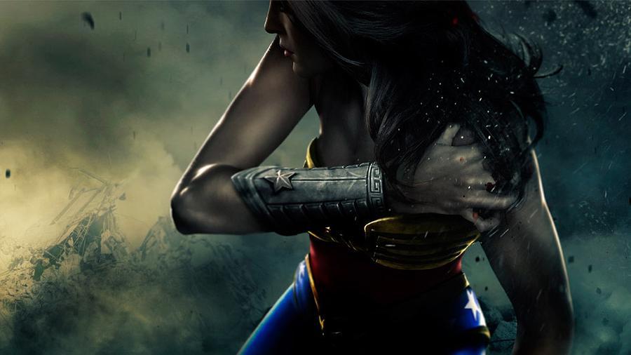 Wonder Woman - Injustice - Gods Among Us-1447 by Jovemini ART