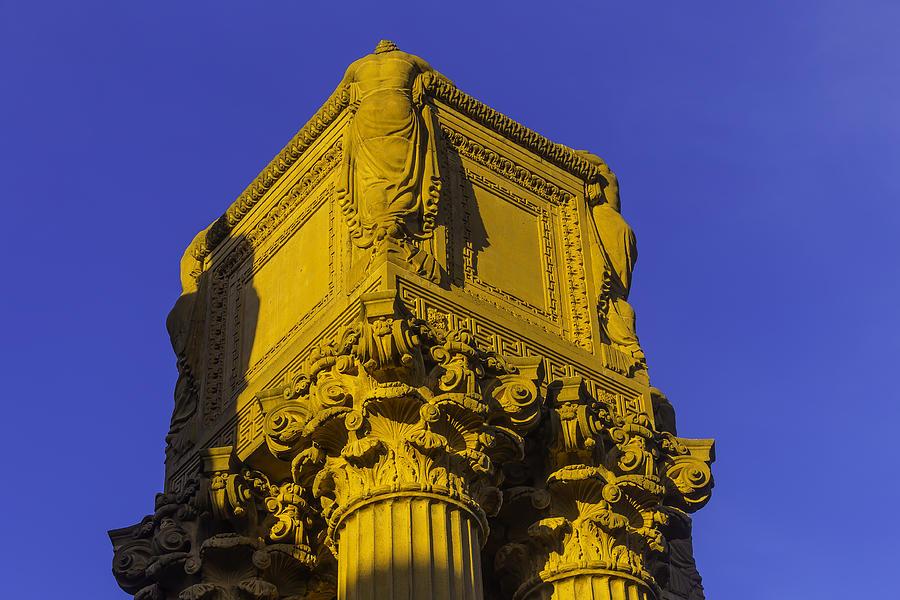 Palace Of Fine Arts Photograph - Wonderful Palace Of Fine Arts by Garry Gay