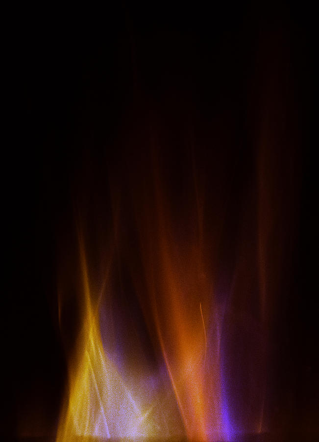 Wonders Of Fire Photograph by William Simington