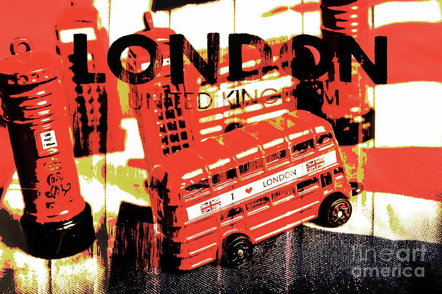 London Photograph - Wonders Of London by Jorgo Photography - Wall Art Gallery