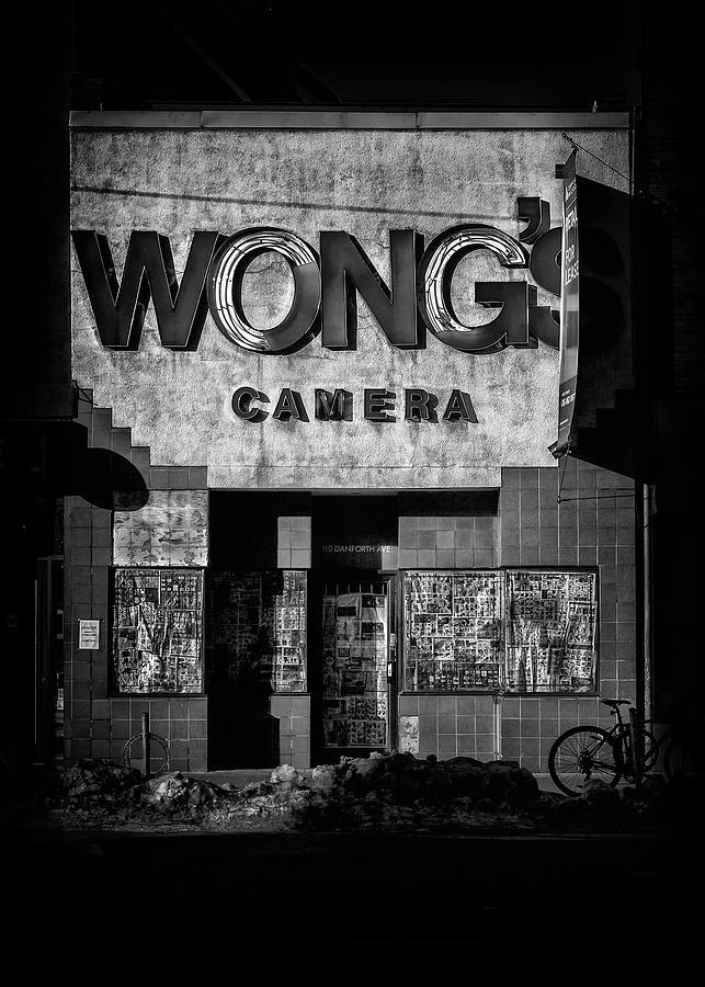 Wongs Camera Photograph