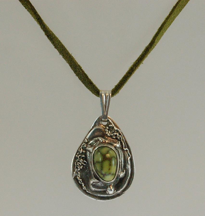 Jewelry Jewelry - Wonkey The Turtle by DeLa Hayes Coward