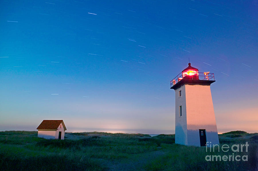 Provincetown Photograph - Wood End Lighthouse Provincetown Cape Cod by Matt Suess
