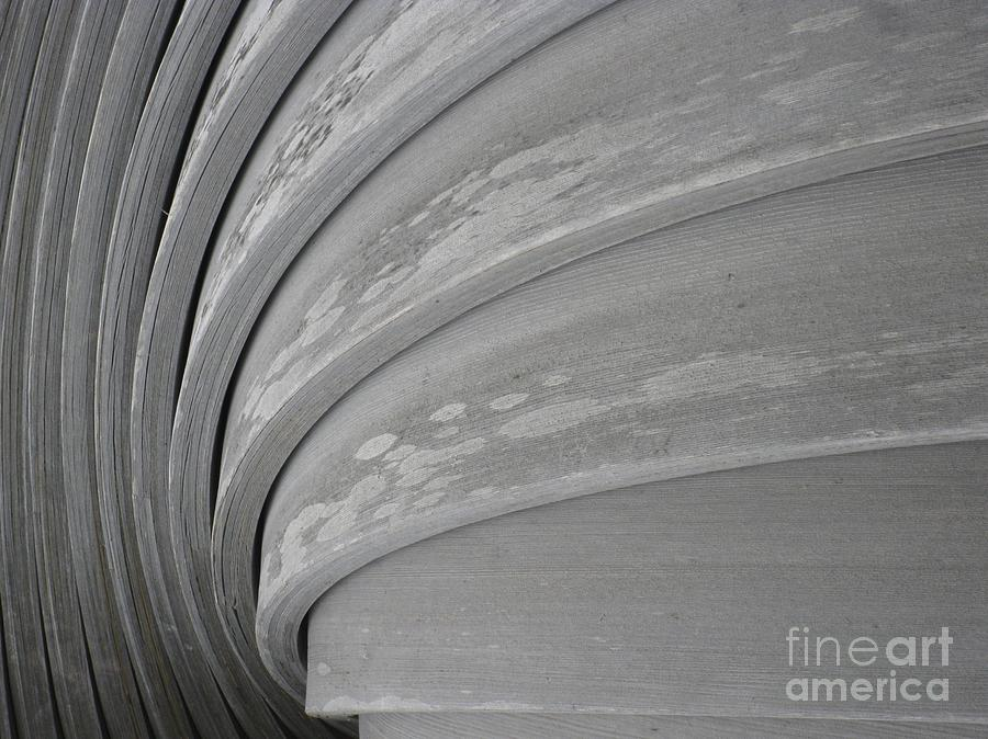 Abstract Photograph - Wood Swirl by Karen Sydney
