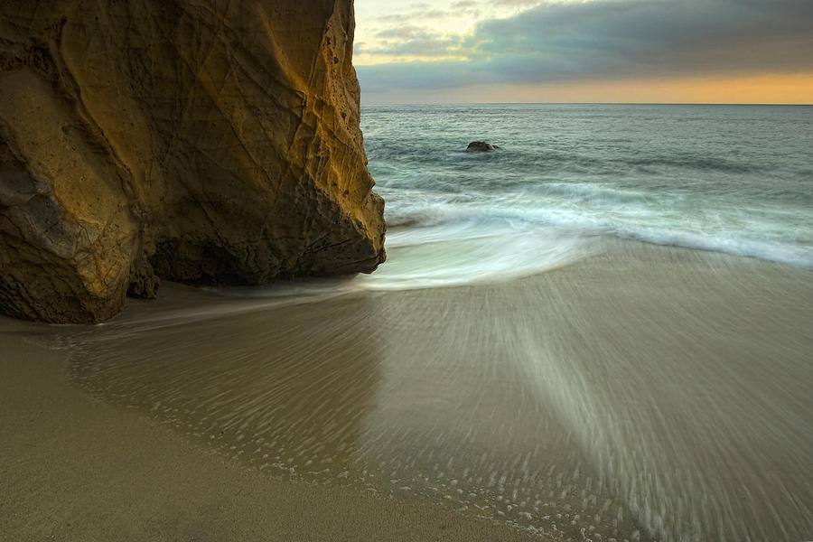 Laguna Beach Photograph - Woods Cove by Gary Zuercher