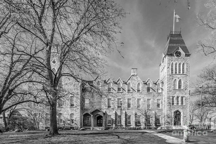 American Photograph - Worcester Polytechnic Institute Boyton Hall by University Icons