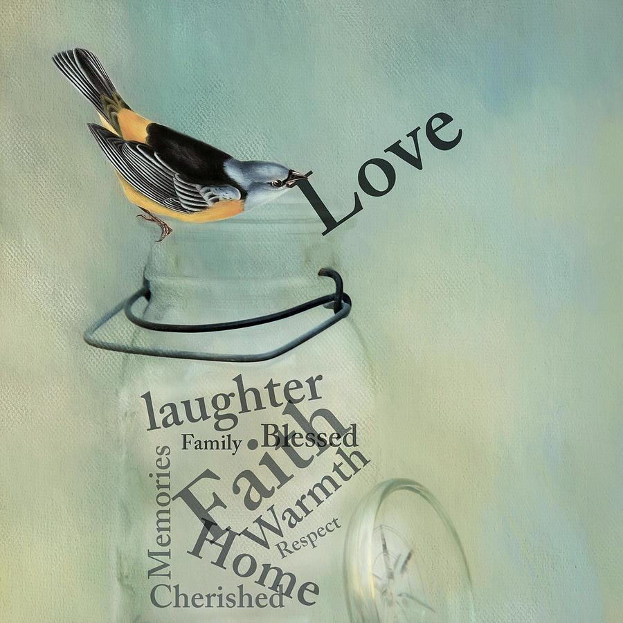 Love by Robin-Lee Vieira