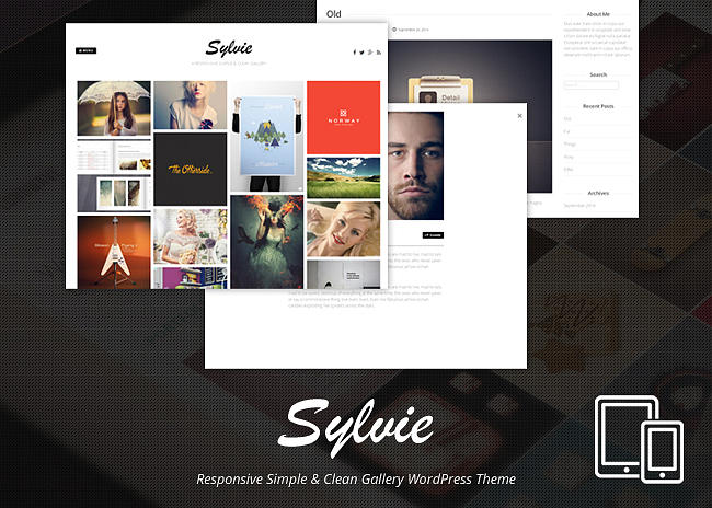 Wordpress Themes Photograph - Wordpress Business Themes by Bin Themes