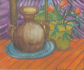 Still Life Painting - Work by Andrew Johnson