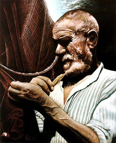 Original Painting - Work by Branko Reic