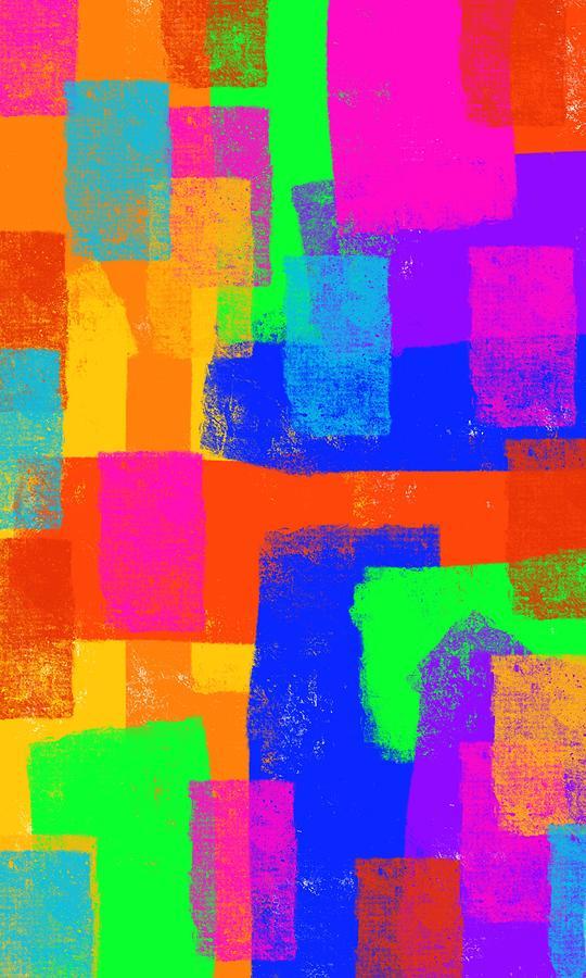 World Of Color Digital Art