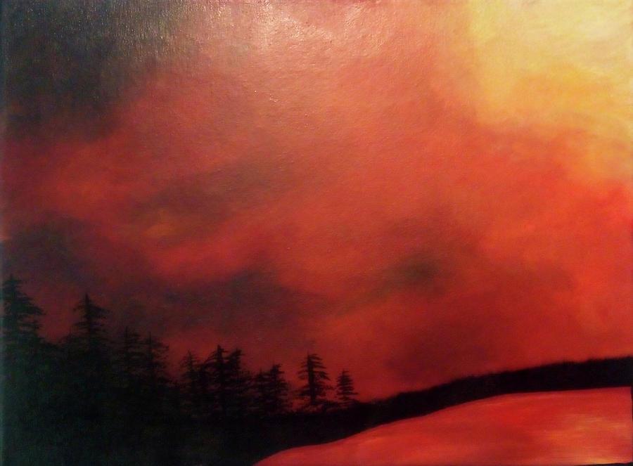 World on Fire by Eseret Art