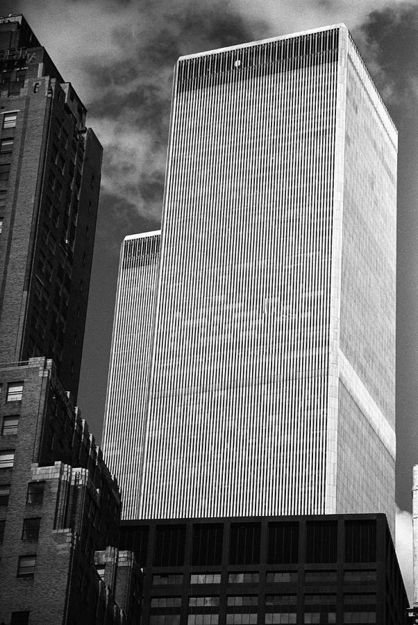 New York Photograph - World Trade Center by Eric Foltz