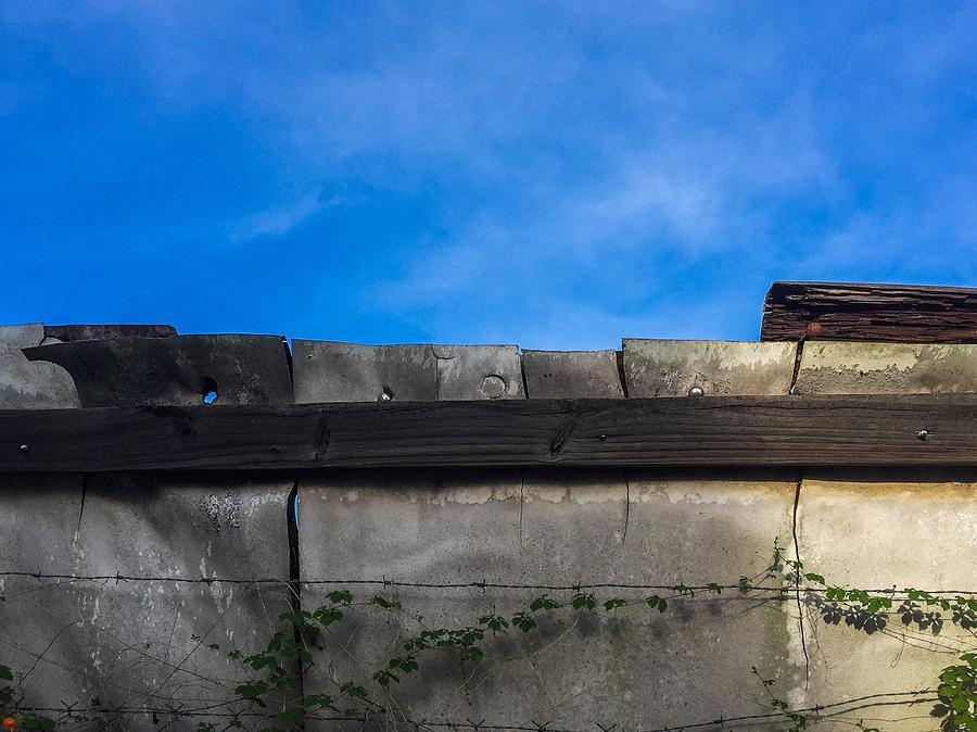 Worn Wall Photograph