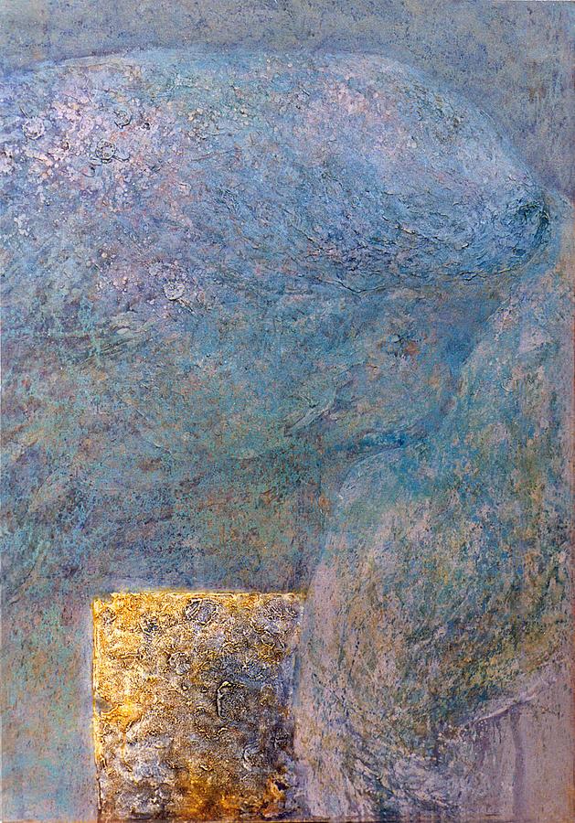 Symbolism Painting - Worship 2 by Valeriy Mavlo
