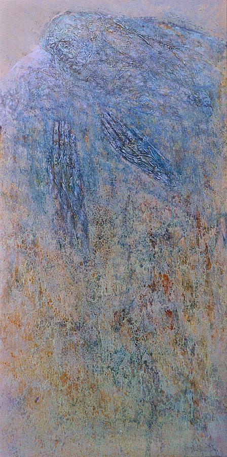 Symbolism Painting - Worship 9 by Valeriy Mavlo