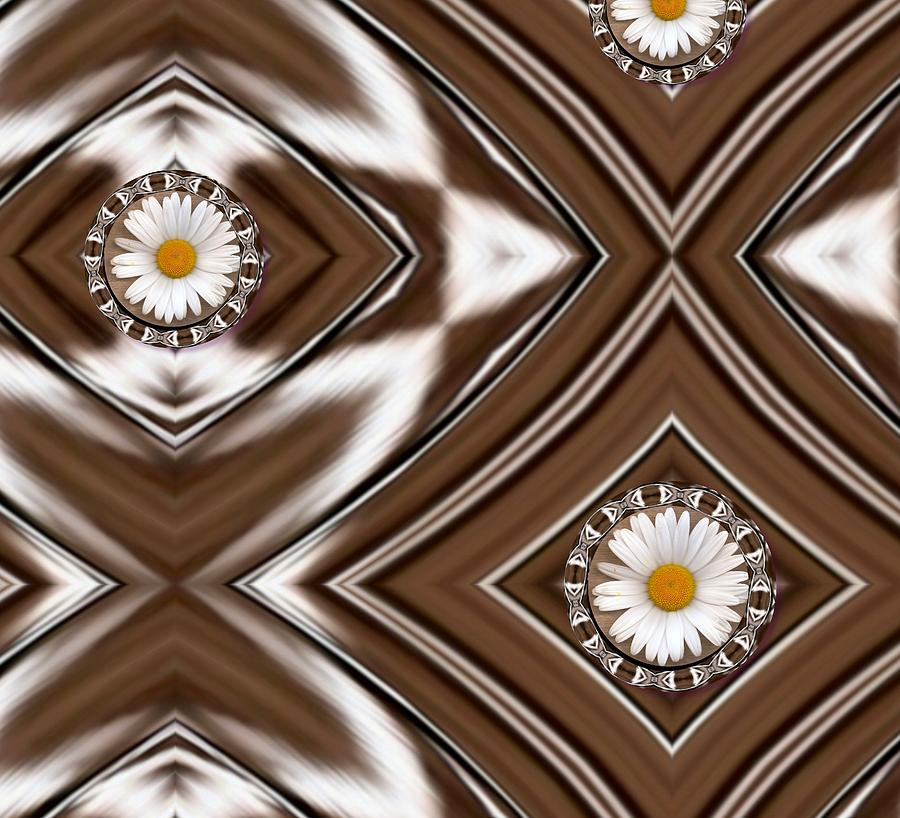 Flowers Mixed Media - Worship by Pepita Selles