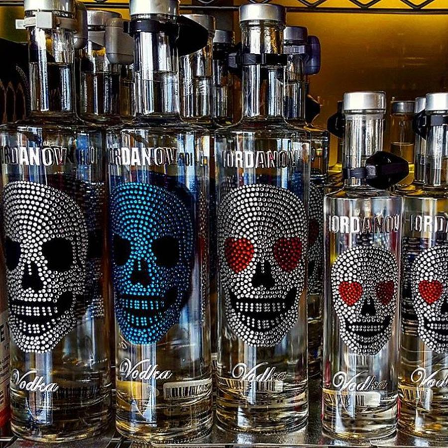Vodka Photograph - Would You Drink This #vodka? Also What by Dante Harker