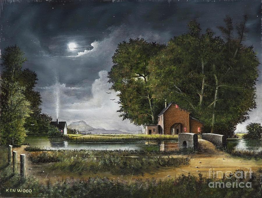 Wrekin View by Ken Wood