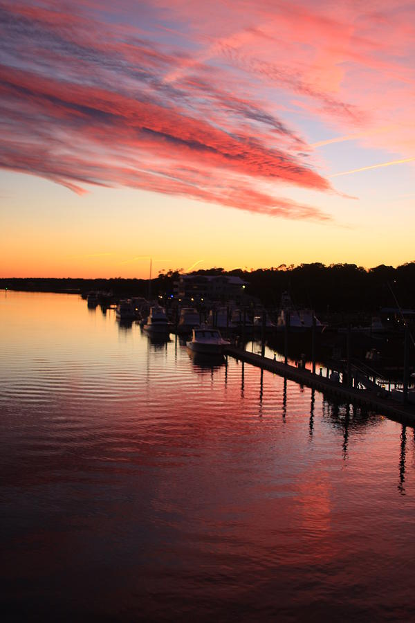 Wrightsville Beach Island Nc Photograph