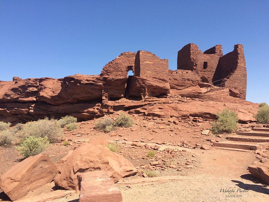 Wukoki Pueblo Photograph