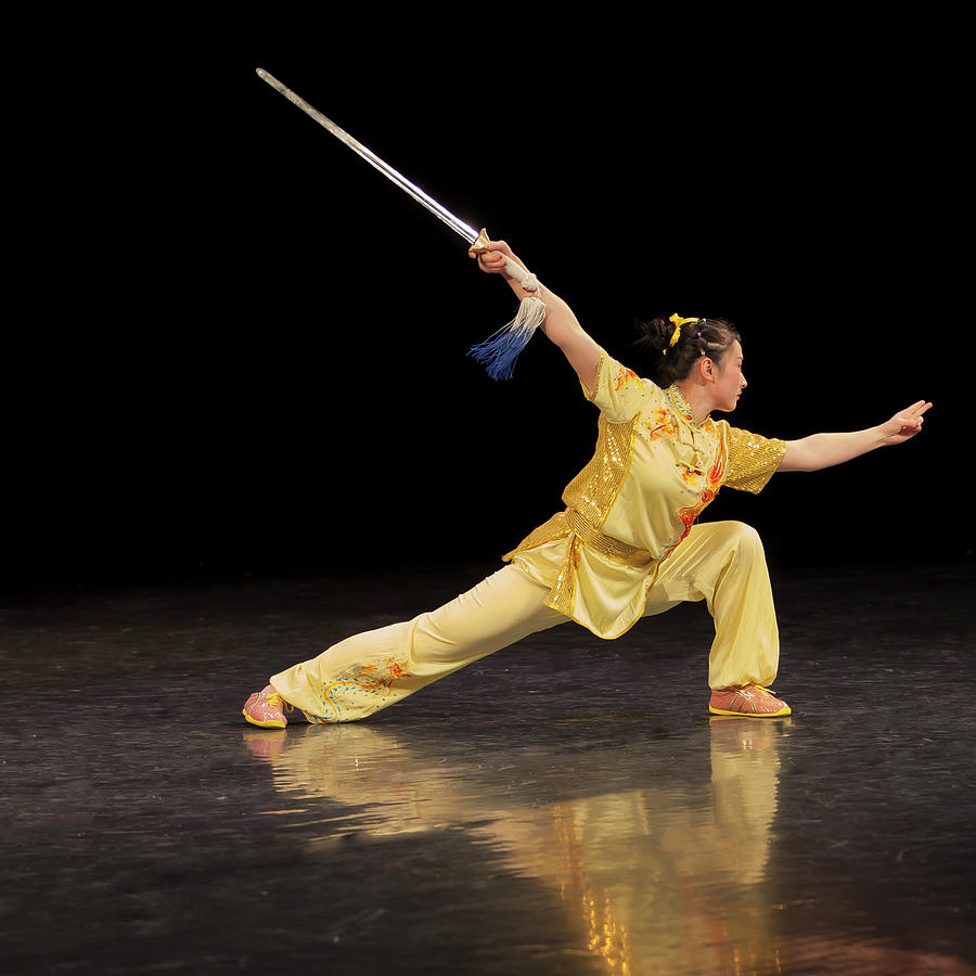 Wushu by Stan Kwong