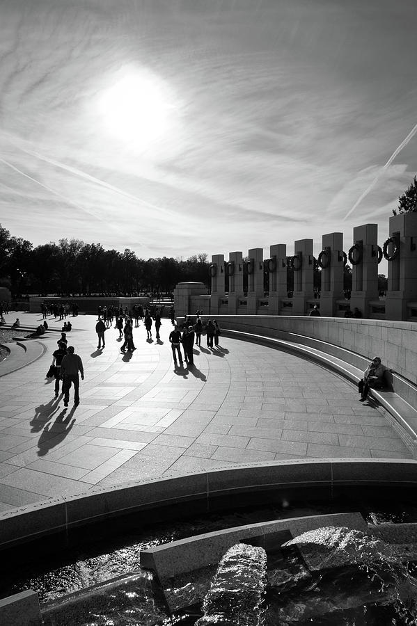 WWII Memorial by David Sutton