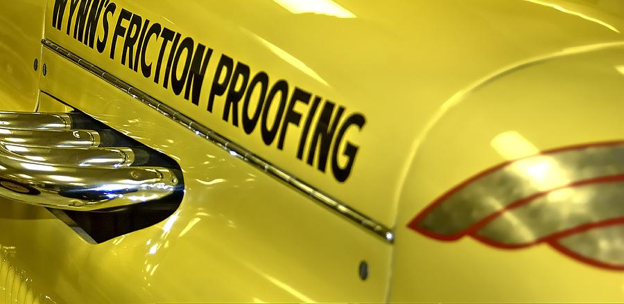 Wynns Friction Proofing Indy 500 2116 Photograph