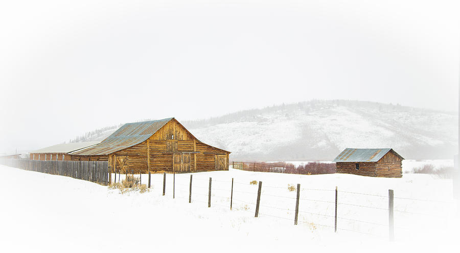 Wyoming Ranch by Sean Allen