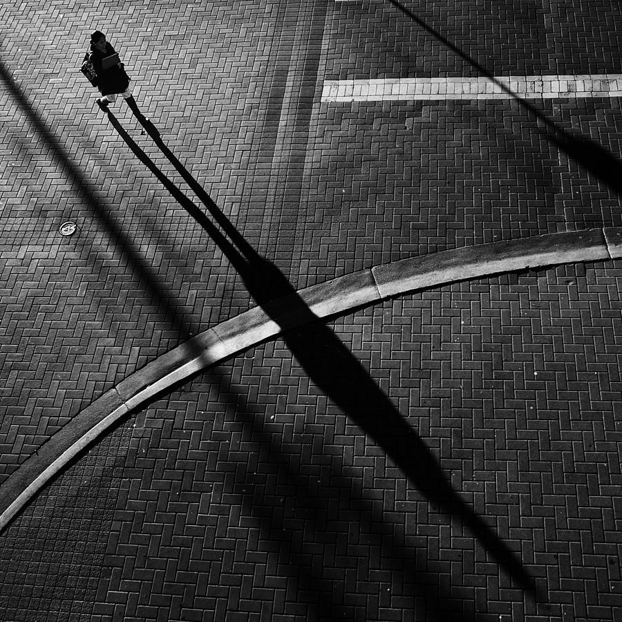 Light Photograph - X by Jianwei Yang