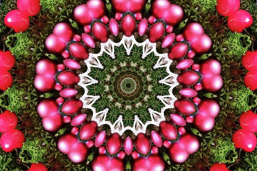 X-mas Pattern #03 Photograph