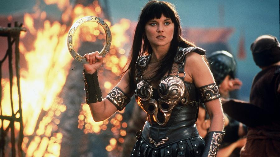 10 curiosidades de Xena: la princesa guerrera