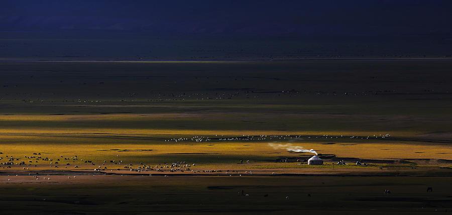 Xin Jiang 04 Photograph by Junzhu Cao