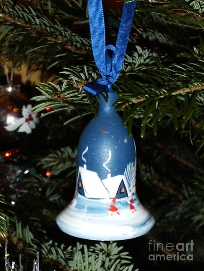 Christmas Photograph - Xmas Tree Decorations by Deborah Brewer