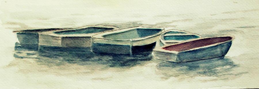 Yacht Club Painting