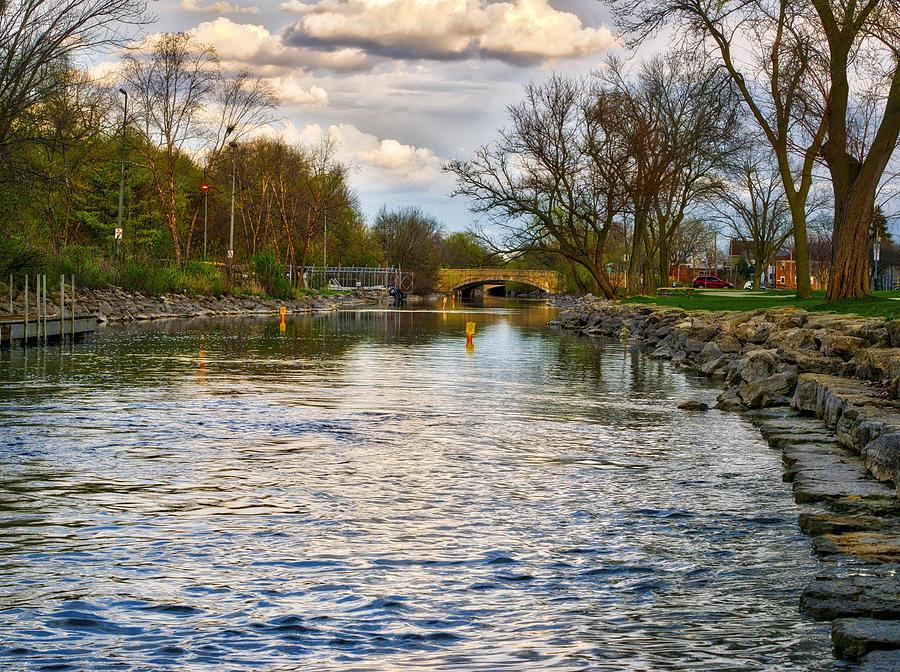 Yahara River Photograph - Yahara River, Madison, WI by Steven Ralser